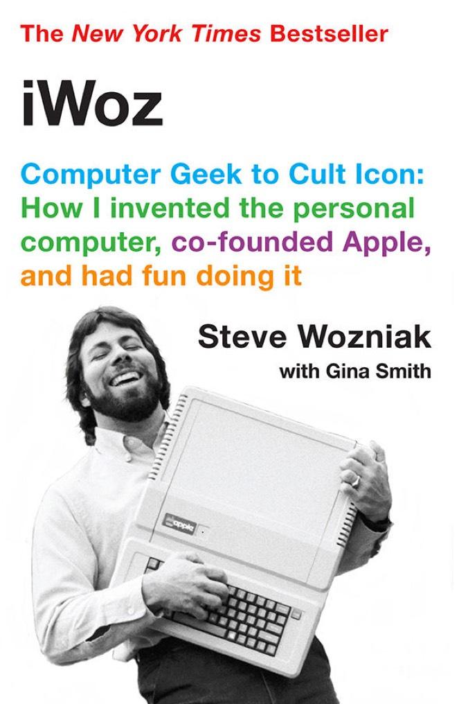 iWoz Book