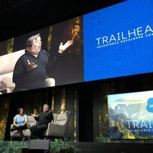 2016 sales force developer conference in San Francisco