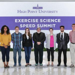 High Point University-The Woz Project 2/20/17